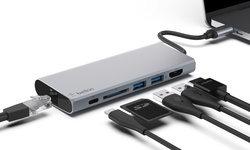Belkin เผยโฉม Belkin USB-C™ Multimedia Hub เพื่ออุปกรณ์สมัยใหม่ ต่อจบในตัวเดียว