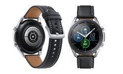 หลุดเรนเดอร์ Samsung Galaxy Watch 3 ให้ดูกันอย่างชัดๆ