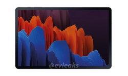 ชมภาพRenderของSamsung Galaxy Tab S7ในส่วนหน้าจอให้พื้นที่มากกว่าเดิม