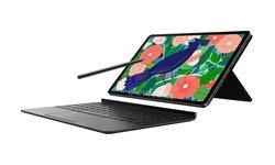 ลือSamsung Galaxy Tab S7ขนาด11จะไม่ได้ระบบสแกนลายนิ้วมือในหน้าจอ