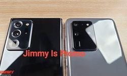 ชมภาพฟีเจอร์กล้องของSamsung Galaxy Note 20 Ultraก่อนเปิดตัวอย่างเป็นทางการพูดเลยว่าโปรชัดๆ