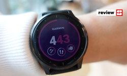 [รีวิว] Garminvivoactive4นาฬิกาลูกผสมออกกำลังกายก็ได้ใช้แจ้งเตือนผ่านมือถือก็ดี