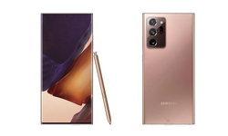 สรุปสเปกอย่างเป็นทางการของSamsung Galaxy Note 20 Ultraชนิดไม่ต้องเดาอีกต่อไป