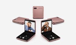 SamsungเปิดตัวGalaxy Z Flip 5Gมือถือพับได้ที่ใช้5Gได้ของSamsungที่เปลี่ยนแปลงพอสมควร