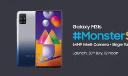 SamsungเตรียมเปิดตัวGalaxy M31sให้สเปกดีขึ้นกว่าเดิม และชาร์จไฟ 25W