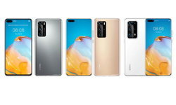 Huaweiปล่อยอัปเดตใหม่กับP40 Seriesในเรื่องของกล้องหน้าให้โดดเด่นมากขึ้น