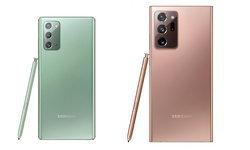 เปรียบเทียบความแตกต่างของSamsung Galaxy Note 20และNote 20 Ultraแบบชัดๆทุกมุม