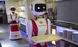ร้านอาหารในสหรัฐฯ ใช้หุ่นยนต์ทำงานมากขึ้นในยุคโควิด-19