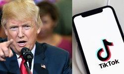 """โดนไปอีกหนึ่ง Donald Trump ประกาศแบน """"TikTok"""""""