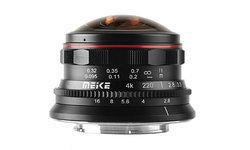 Meike เปิดตัวเลนส์ Ultra Wide 3.5mm f/2.8 Fisheye สำหรับกล้องในระบบ MFT
