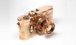 ร้านค้าหัวใสเปลี่ยนกล้อง Leica ที่พังแล้วให้มีมูลค่ามากขึ้นด้วยการนำไปชุบทองแดง!