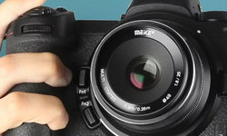 Meike เปิดตัวเลนส์ 25mm F/1.8 แมนนวลโฟกัสสำหรับกล้อง Mirrorless APS-C Nikon Z-mount