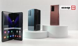 สัมผัสแรกกับ Samsung Galaxy Z Fold 2 มือถือพับได้สุดพรีเมี่ยม ที่ไม่ได้ดีแค่หน้าตา