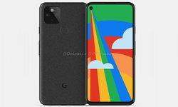 """หลุดข้อมูลวันที่วางขาย และราคา """"Google Pixel 5"""""""