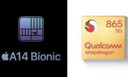 มวยข้ามค่าย Apple A14 Bionic vs Snapdragon 865 ชิปเรือธงค่ายไหนจะแรงกว่ากัน!