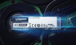 Kingstongเปิดตัวไดร์ฟKC2500NVMePCIe SSDรุ่นใหม่ล่าสุดบางและเร็วกว่าเดิม