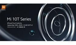 Xiaomi เตรียมเปิดตัว Mi 10T Series รุ่นใหม่ในช่วงสิ้นเดือนนี้