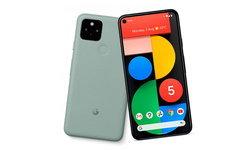 หลุดภาพตัวเครื่อง Google Pixel 5 ที่มาพร้อมกับสีสันใหม่ Mint Green
