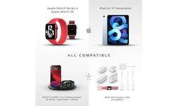 Belkin เปิดตัวอุปกรณ์เสริมเพื่อใช้กับ Apple Watch Series 6/SE และ iPad Air รุ่นใหม่ล่าสุด