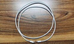 หลุดเต็มๆ สายถัก Lightning Port และ USB-C ของ Apple อาจจะเปิดตัวพร้อมกับ iPhone 12