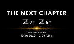 กำเงินรอ! Nikon Z7 II และ Nikon Z6 II เตรียมเปิดตัวแบบออนไลน์ วันที่ 14 ตุลาคม นี้