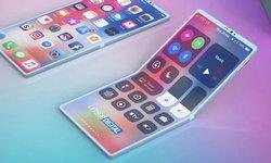 """หลุดสิทธิบัตรใหม่ ชี้ iPhone จอพับได้อาจมาพร้อมจอที่สามารถ """"ซ่อมตัวเองได้"""""""