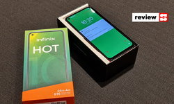 พาสัมผัส Infinix Hot 10 มือถือราคาเบาๆ แต่เน้นเรื่องของการเล่นเกมแบบจัดหนักกว่าที่เคย