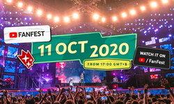 จบงาน YouTube FanFest 2020 ไปพร้อมกับความสุขสนุกสนาน  ในรูปแบบออนไลน์เป็นครั้งแรก