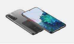 หลุดอีกชุดกับ Samsung Galaxy S21 5G ก่อนเปิดตัวพร้อมกับกล้องหลังเรียบฝั่งไปกับด้านหลัง ราคาถูกลง