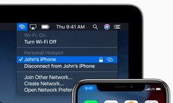 iPhone 12 ปล่อย Hotspot คลื่น 5GHz ได้แล้ว เร็วกว่า แรงกว่า