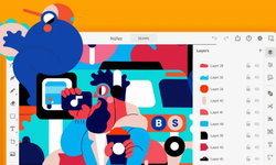 เปิดตัว Illustrator สำหรับ iPad ลงลายเส้น วาดจินตนาการ ลงบนกระดานชนวน