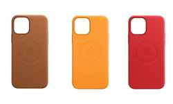 เผยภาพเคสหนังรองรับ MagSafe ของ iPhone 12 Series มีรอยบนพื้นผิวตามที่วาง