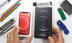 ชมคลิปการทดสอบ ความทนทานของ iPhone 12 Mini และ iPhone 12 Pro Max จะแกร่งจริงหรือ ?