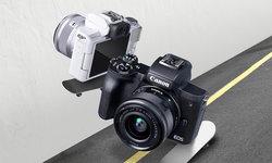 Canon เปิดตัว EOS M50 Mark II กล้องมิเรอร์เลสรุ่นใหม่ที่เก่งรอบด้านทั้งภาพนิ่งและวิดีโอ