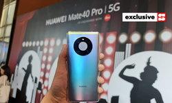 พาสัมผัส Huawei Mate 40 Pro มือถือเรือธงที่อัดนวัตกรรมแน่นๆ ในราคา 34,990 บาท เท่านั้น