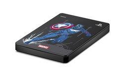 "Seagate เปิดตัวเกมไดรฟ์รุ่นลิมิเต็ด ""Marvel Avengers Limited Edition สำหรับเครื่องเล่นเกม PS4"