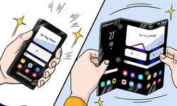 Samsung Display เผย Teaser การใช้งานมือถือแบบพับได้ 3 ทบ และมือถือจอเลื่อนใช้มีประโยชน์