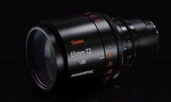 เปิดตัว Vazen 65mm T2 1.8x เลนส์ anamorphic สำหรับกล้อง Micro Four Thirds