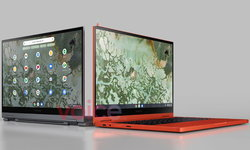 ชมเรนเดอร์ Galaxy Chromebook 2 ก่อนเปิดตัวในเดือนมกราคม
