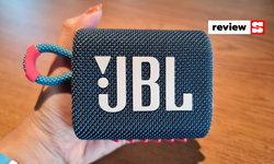 [Review] JBL Go3 ลำโพงจิ๋วรุ่นล่าสุดพร้อมกับดีไซน์สะดวกพกพาและกันน้ำได้แล้ว