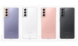 ภาพหลุดตัวเครื่อง Samsung Galaxy S21 ทั้ง 4 สีสวยสด