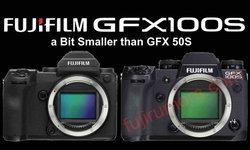 หลุดสเปก Fujifilm GFX100S และขนาด Body ที่เล็กกว่า GFX50S เล็กน้อย