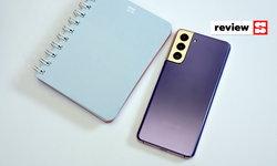 """สัมผัสแรกกับ """"Samsung Galaxy S21"""" รุ่นเล็กแค่นี้ แต่ฟีเจอร์ก็มาเต็มนะครับ"""