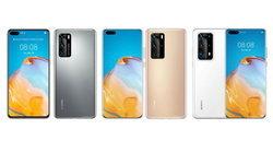 เผยภาพแรกของ Huawei P50 Pro พบว่าหน้าจอจะเล็กลงจากเดิม และมีกล้องหน้าเพียงตัวเดียว