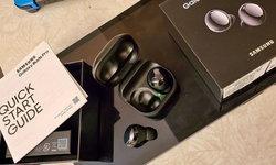 """หลุดภาพหูฟัง """"Samsung Galaxy Buds Pro"""" พร้อมกล่อง"""