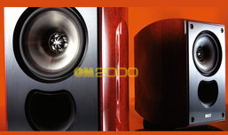 KEF XQ-10 2-way bookshelf speakers
