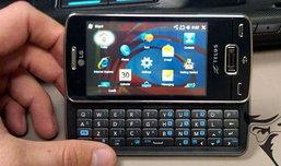 LG เดินหน้าส่ง LG Monaco ลงตลาด Windows mobile 6.5