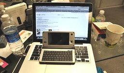 "mBook BZ เน็ตบุ๊กจิ๋ว""นิ้วจิ้ม"""