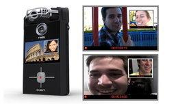 กล้องวิดีโอเลนส์คู่ถ่ายโหมด PiP ได้!!!