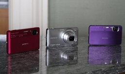 Sony Cybershot TX 9 กล้องถ่ายรูประบบ 3D